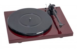 The Project Xpression Turntable