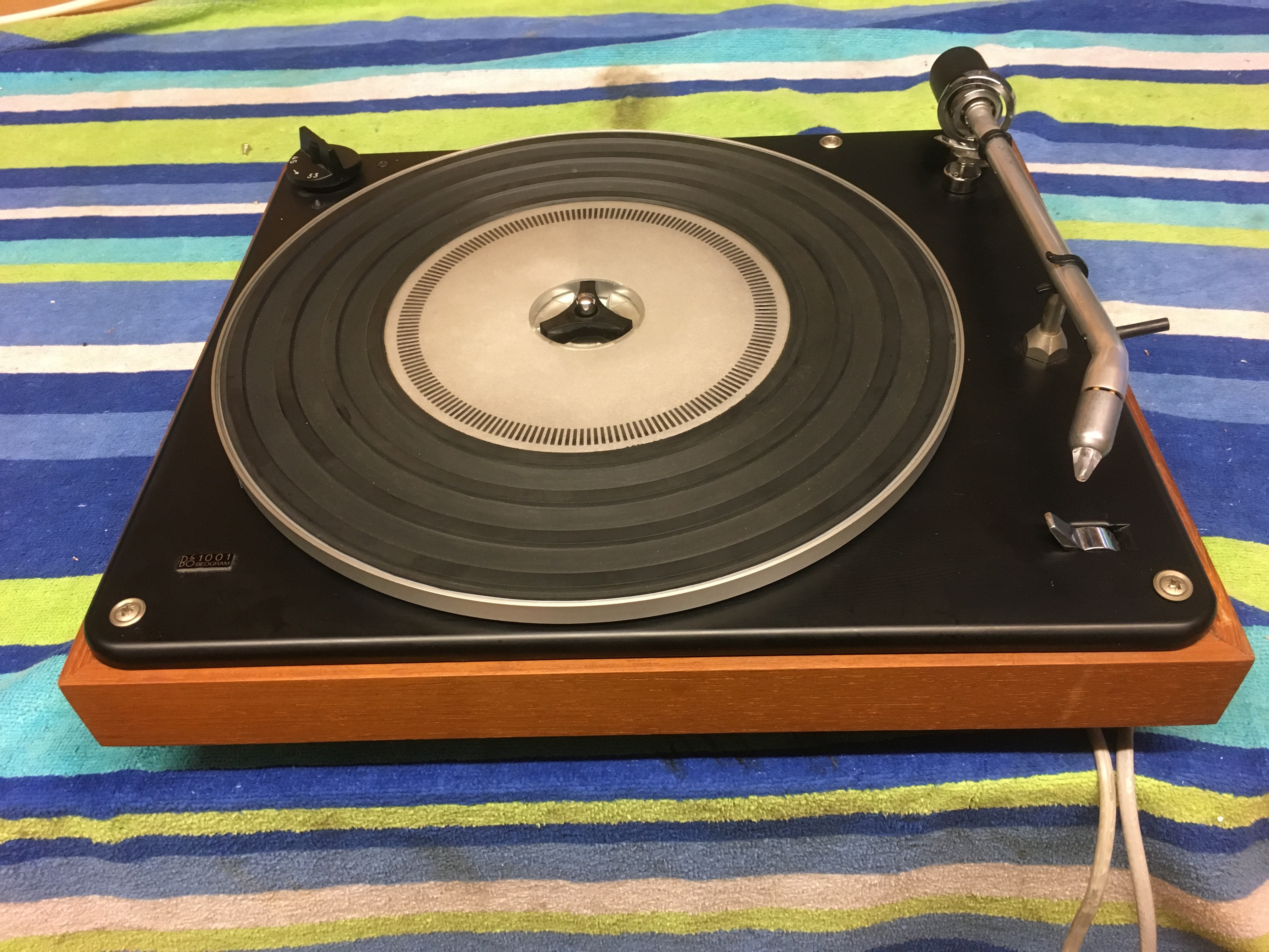 Bang and Olufsen Beogram 1001 for sale